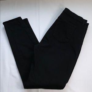 J Brand Women's Maria Black Skinny Jeans